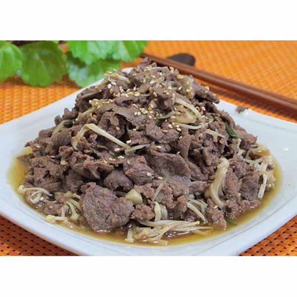 [YummyDiners] Beef Bulgogi