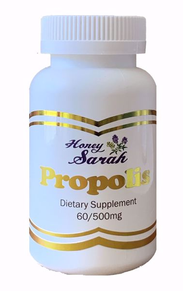 [HoneySarah]Organic Propolis