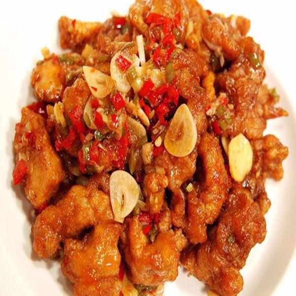 [YummyDiners] Kunpao chicken 깐풍기