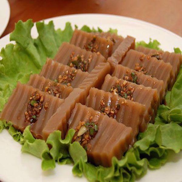 [YummyDiners] Acorn starch 도토리묵