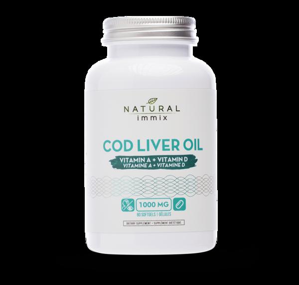 [Natural Health] Cod Liver Oil