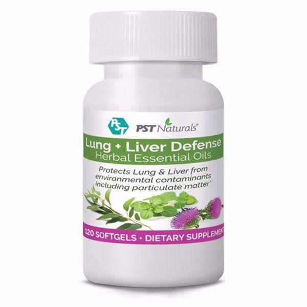 [PST Naturals] Lung+Liver Defense
