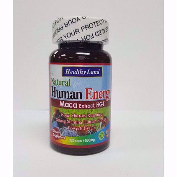 [HealthyLand] Human Energy, 120caps, 정력, 에너지강화