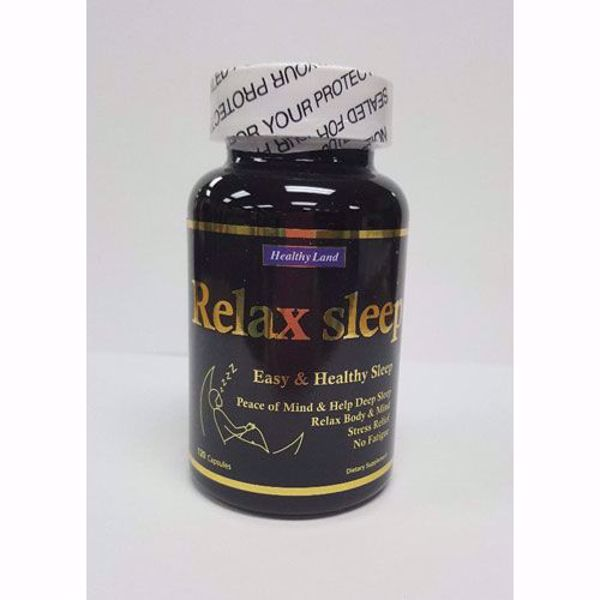 [HealthyLand] Relax Sleep, 120caps, 불면, 깊은 수면